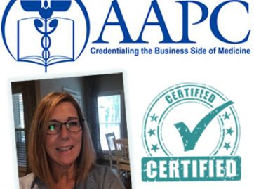 Hill Holloway CPC Certified